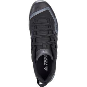 adidas TERREX Swift Solo 2 Kengät Miehet, black/black/lead